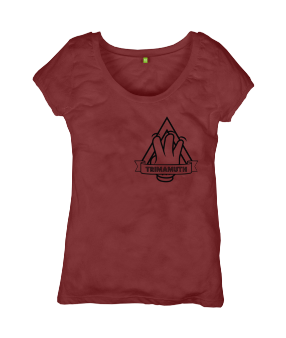 3 amuth chest red wine womens