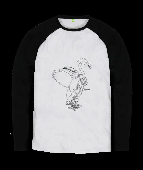aves black long sleeve tshirt