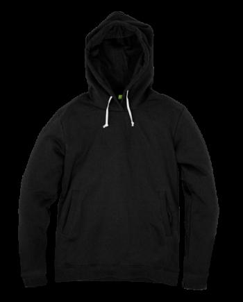 navy black hoodie