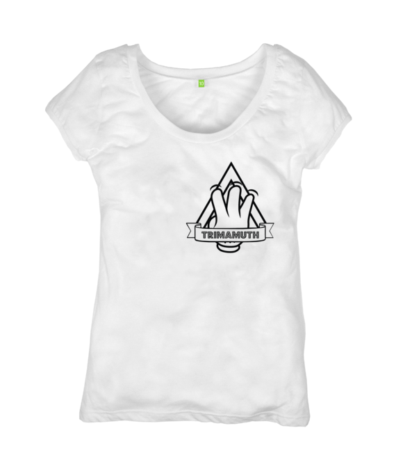 3 amuth chest white womens