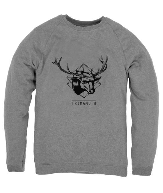mens jumper deerbull