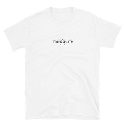 Trimamuth White Unisex T-shirt